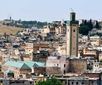 Fez spiritual capital of Morocco