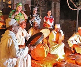 Moroccan music and Sufi retreats