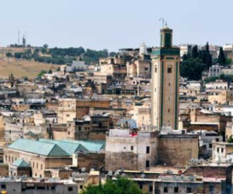 Visiting the Medina of Fez