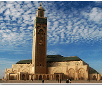 Guided tour of Casablanca