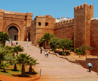 Guided tour of Rabat