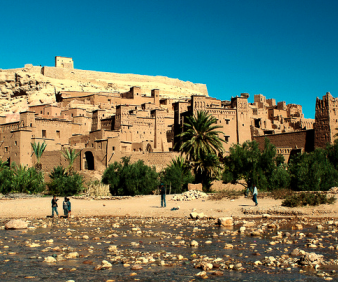 Ait Ben Haddou guided tour
