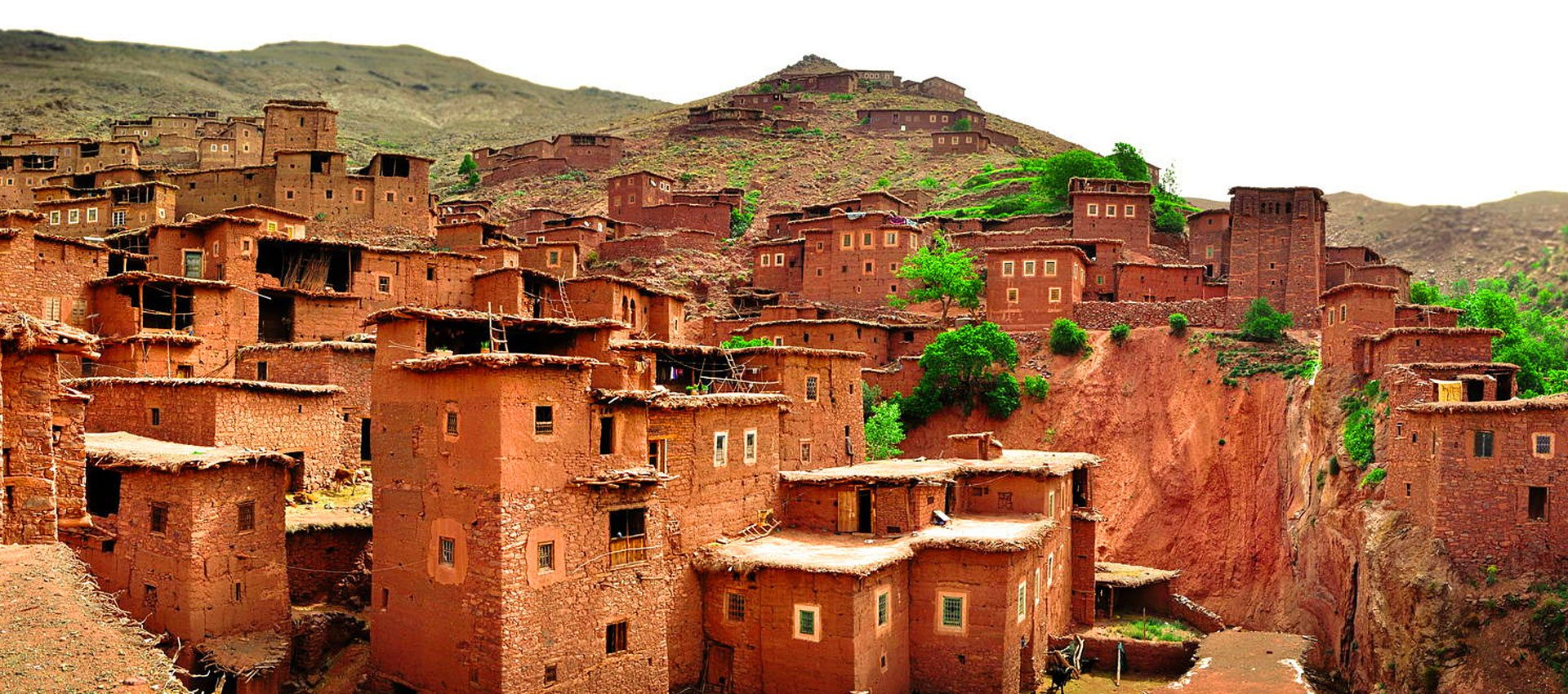 Adventure tours to Morocco